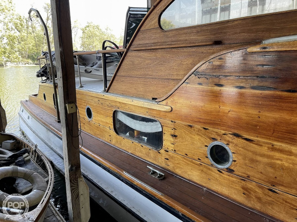 1942 Shain boat for sale, model of the boat is Grady power cruiser & Image # 18 of 40