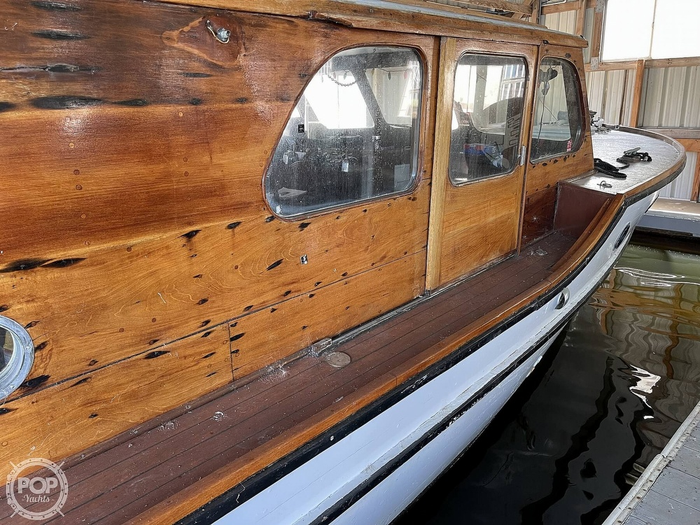 1942 Shain boat for sale, model of the boat is Grady power cruiser & Image # 20 of 40