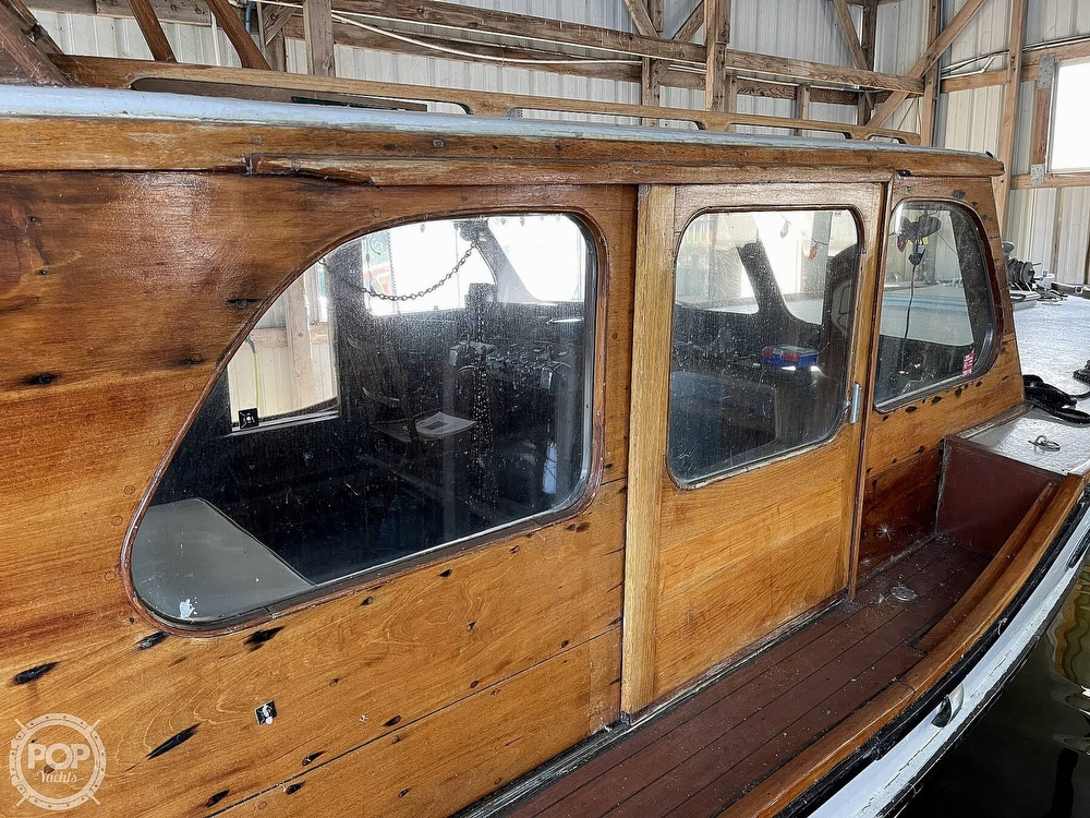 1942 Shain boat for sale, model of the boat is Grady power cruiser & Image # 21 of 40