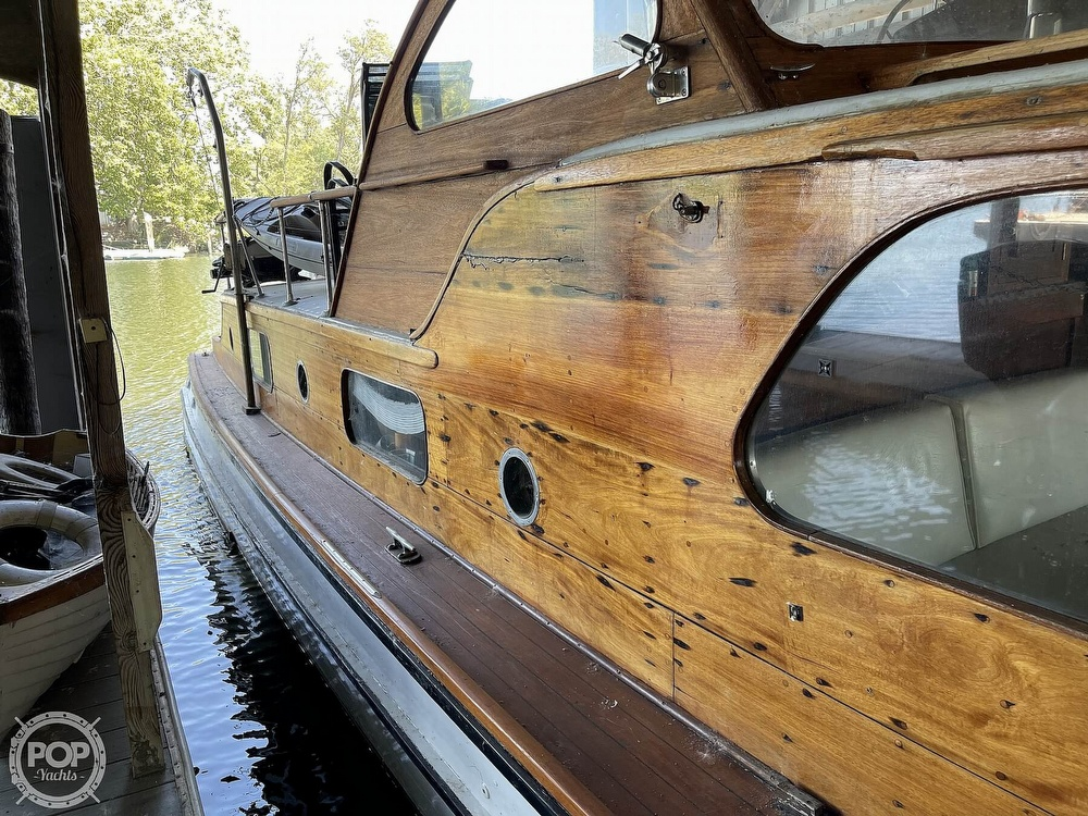 1942 Shain boat for sale, model of the boat is Grady power cruiser & Image # 23 of 40