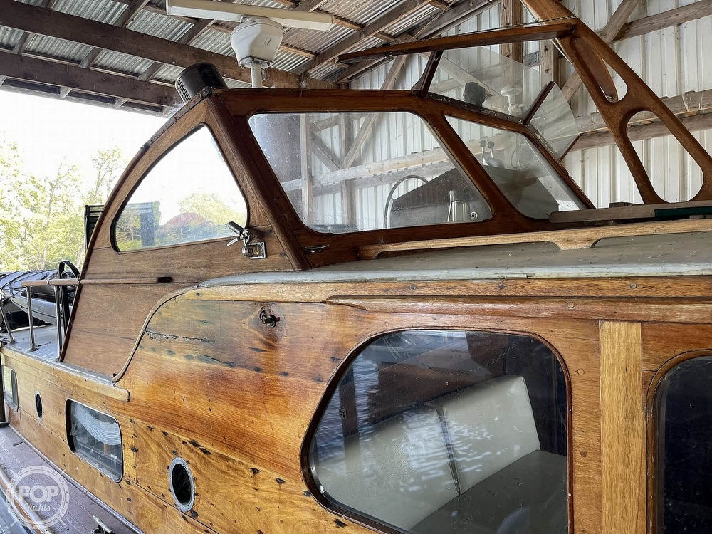 1942 Shain boat for sale, model of the boat is Grady power cruiser & Image # 24 of 40
