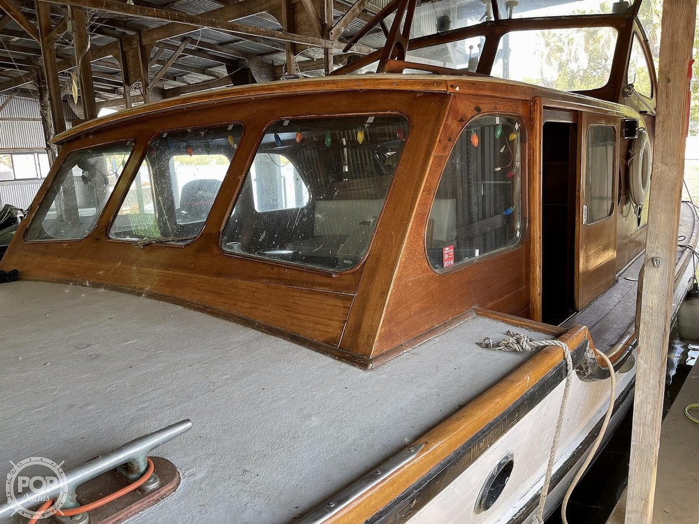 1942 Shain boat for sale, model of the boat is Grady power cruiser & Image # 26 of 40