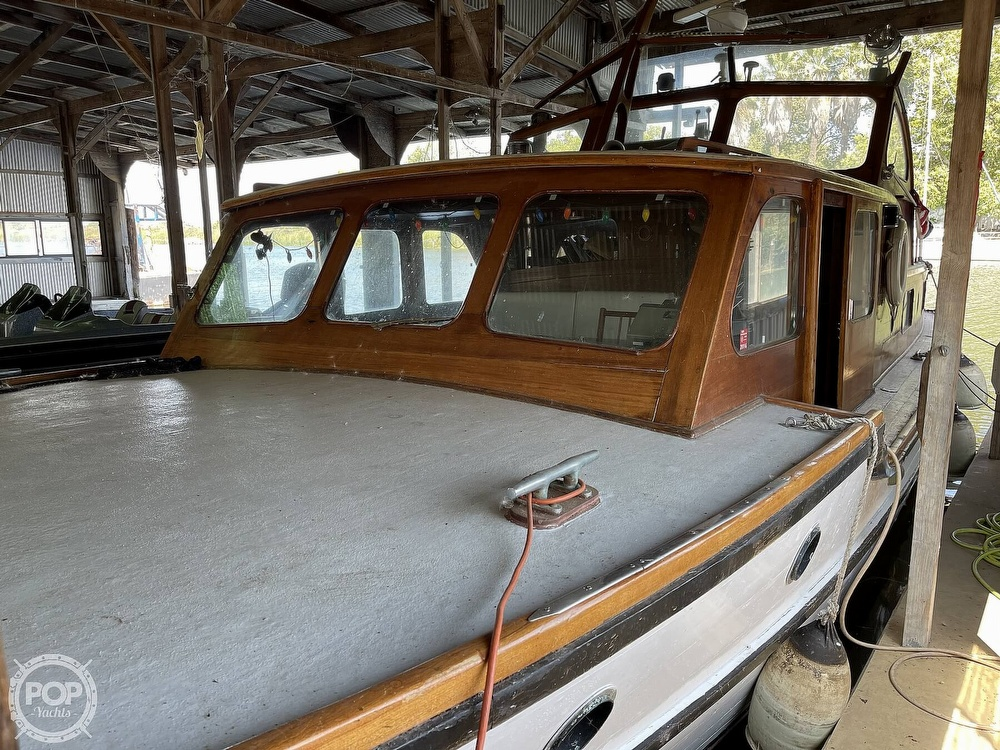 1942 Shain boat for sale, model of the boat is Grady power cruiser & Image # 27 of 40