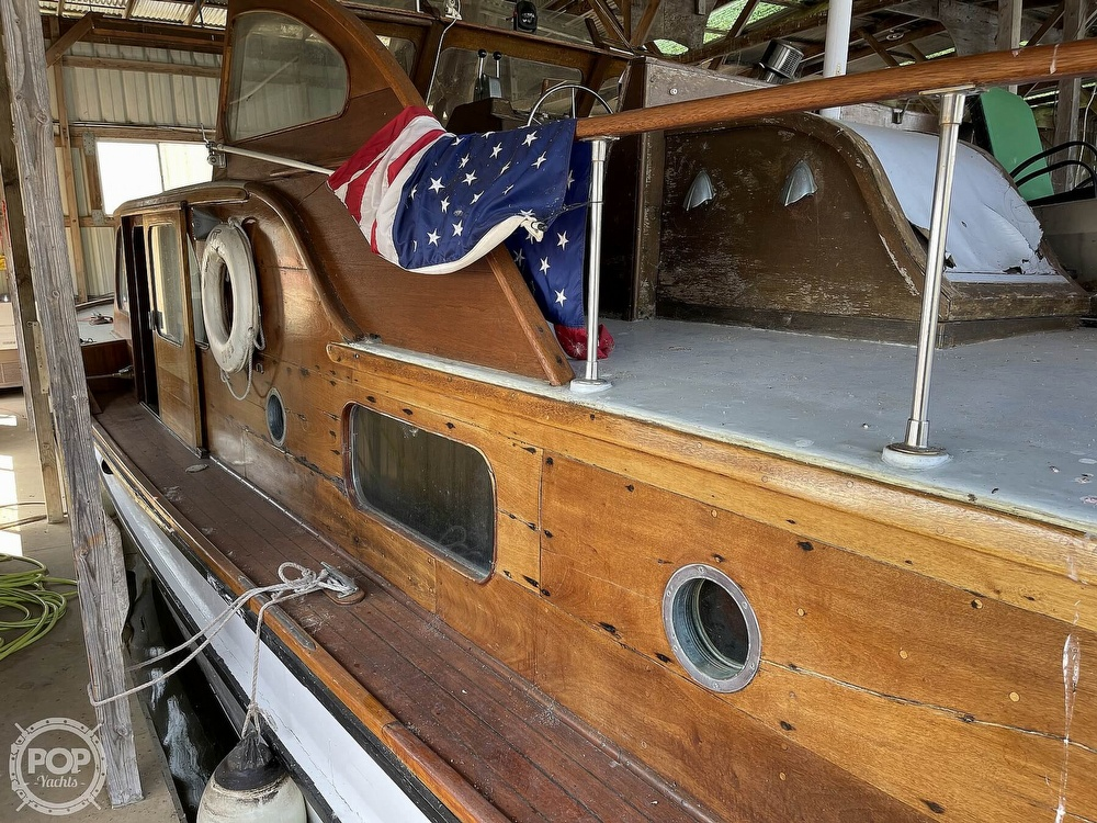 1942 Shain boat for sale, model of the boat is Grady power cruiser & Image # 28 of 40