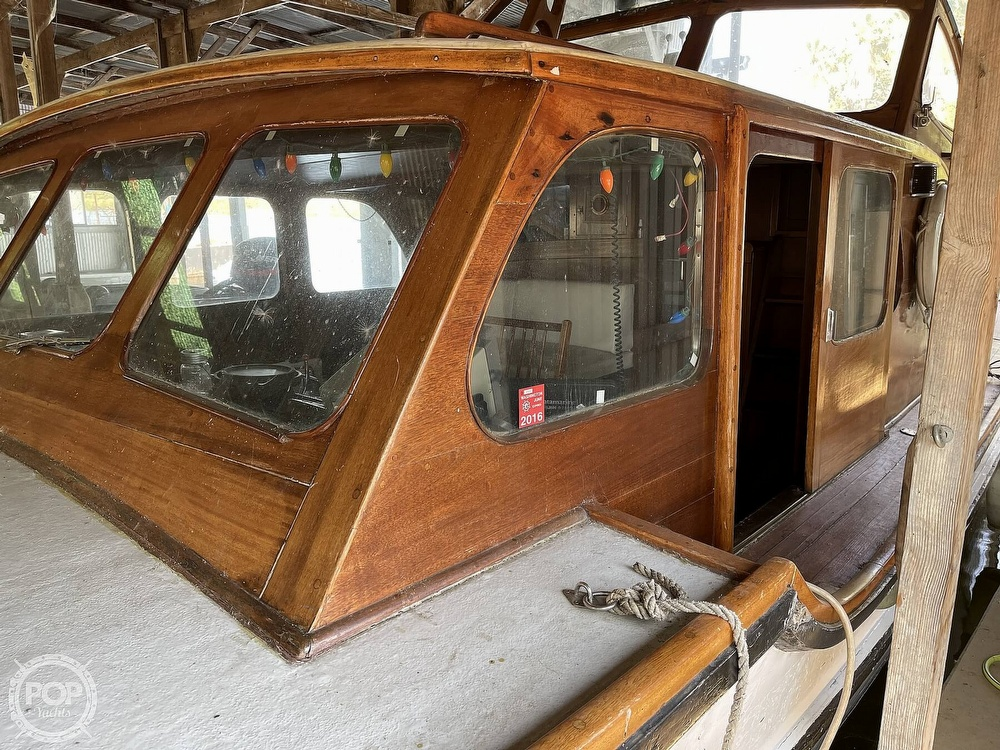 1942 Shain boat for sale, model of the boat is Grady power cruiser & Image # 29 of 40