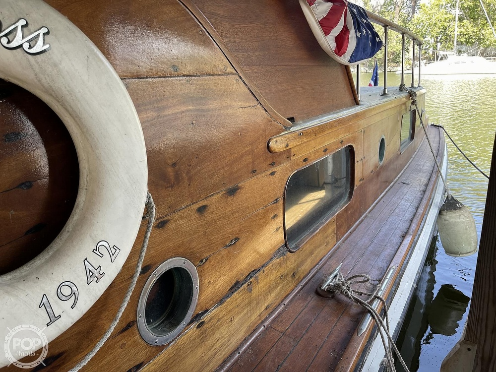 1942 Shain boat for sale, model of the boat is Grady power cruiser & Image # 30 of 40