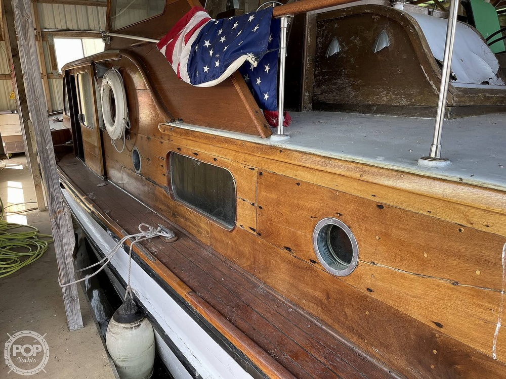 1942 Shain boat for sale, model of the boat is Grady power cruiser & Image # 31 of 40