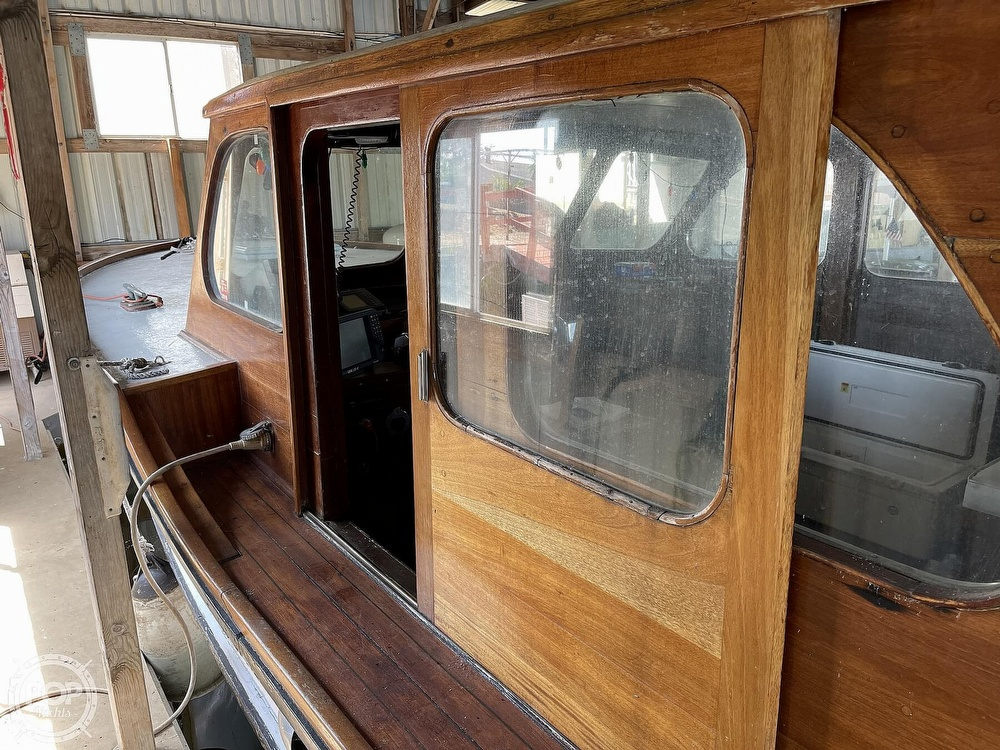 1942 Shain boat for sale, model of the boat is Grady power cruiser & Image # 33 of 40