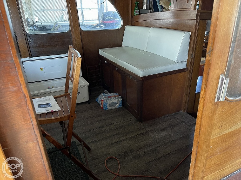 1942 Shain boat for sale, model of the boat is Grady power cruiser & Image # 36 of 40
