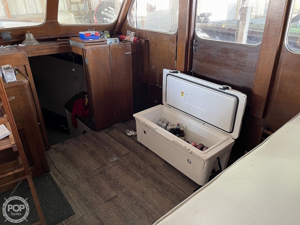 1942 Shain boat for sale, model of the boat is Grady power cruiser & Image # 38 of 40