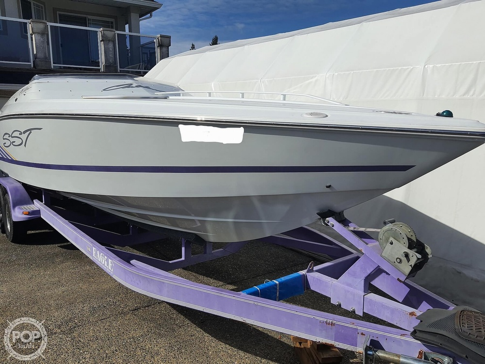 1999 Baja boat for sale, model of the boat is 25 Outlaw SST & Image # 15 of 40