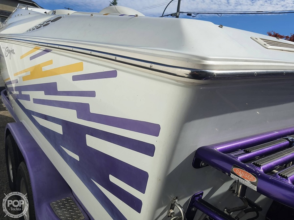 1999 Baja boat for sale, model of the boat is 25 Outlaw SST & Image # 22 of 40