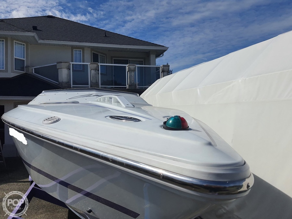1999 Baja boat for sale, model of the boat is 25 Outlaw SST & Image # 23 of 40