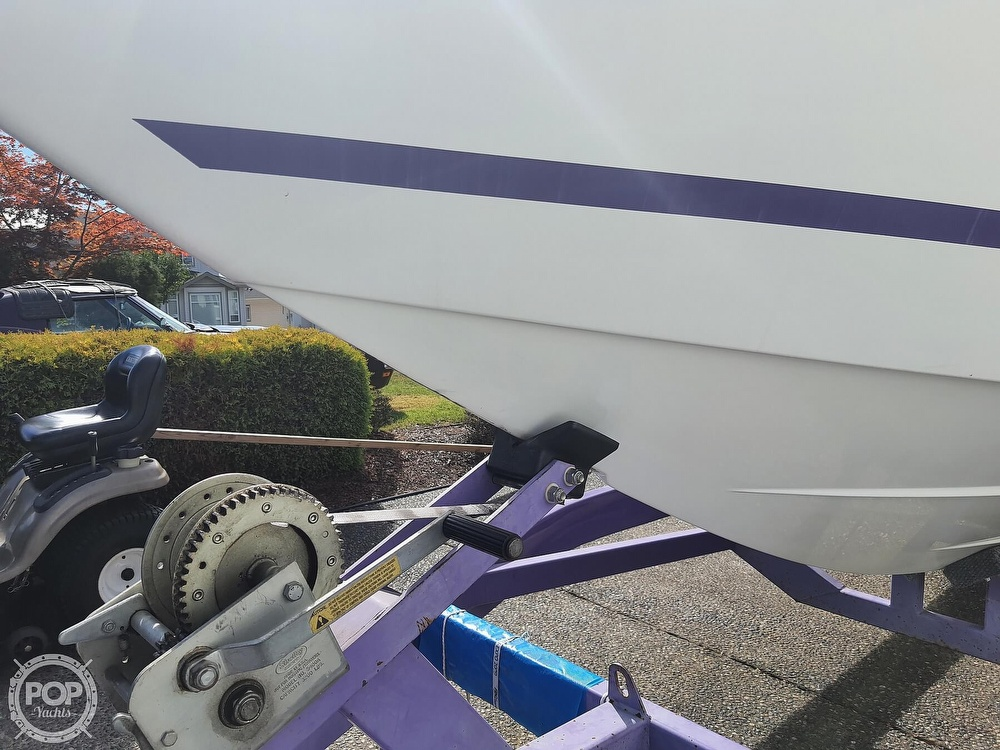 1999 Baja boat for sale, model of the boat is 25 Outlaw SST & Image # 35 of 40