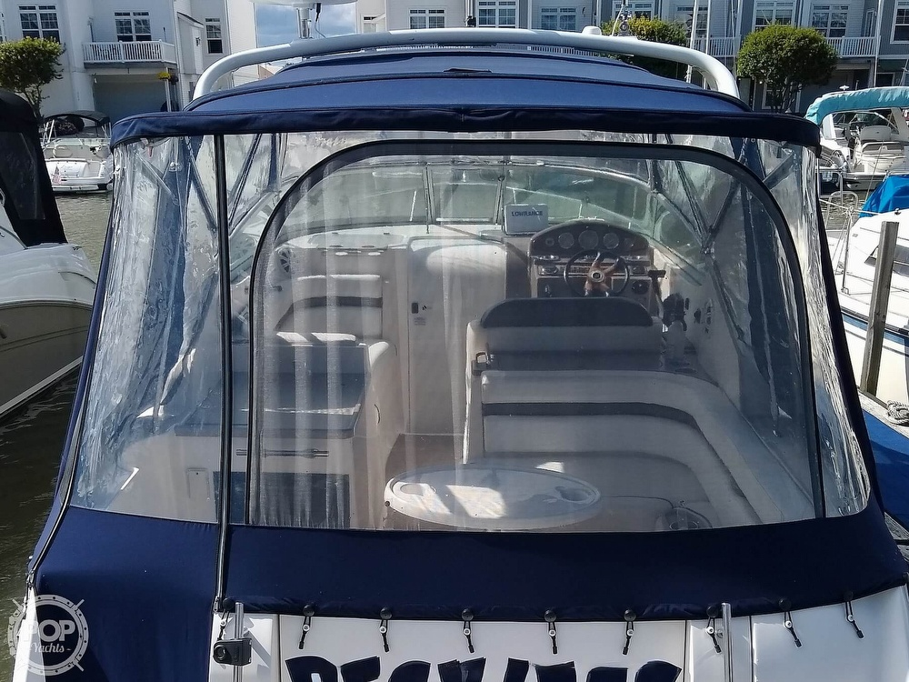 2007 Rinker boat for sale, model of the boat is 280 Express Cruiser & Image # 4 of 40