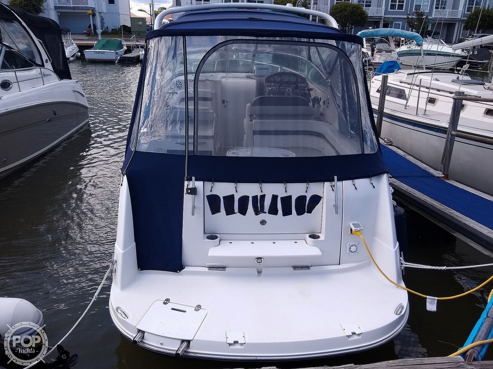 2007 Rinker boat for sale, model of the boat is 280 Express Cruiser & Image # 9 of 40