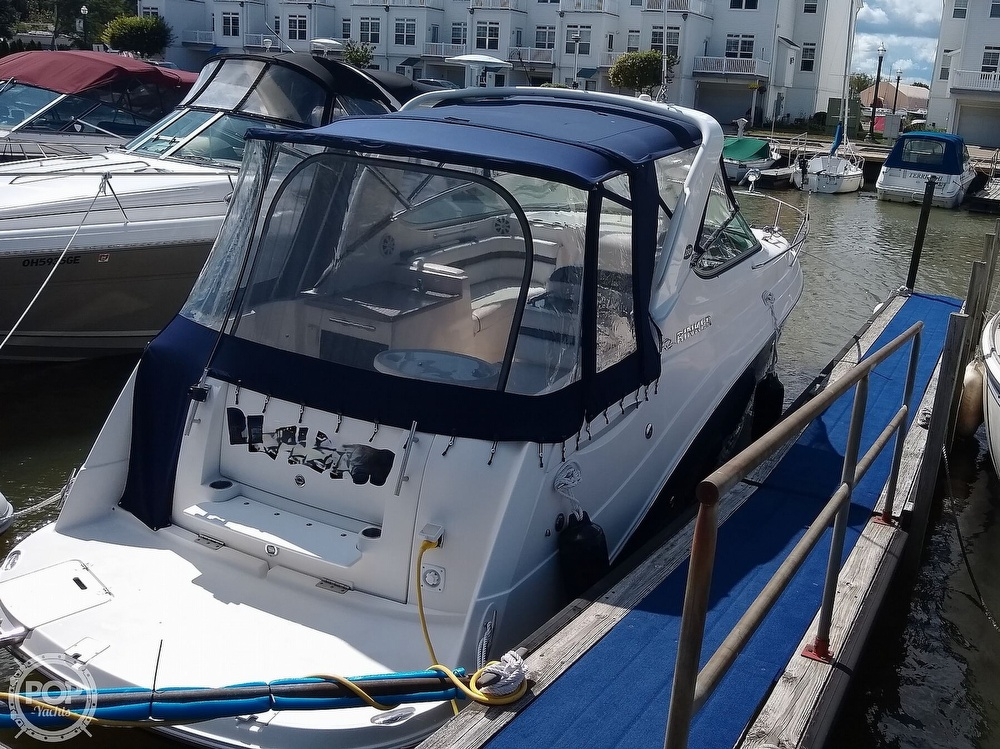 2007 Rinker boat for sale, model of the boat is 280 Express Cruiser & Image # 11 of 40