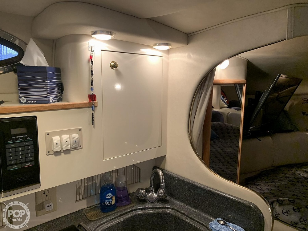 1997 Sea Ray boat for sale, model of the boat is 290 Sundancer & Image # 38 of 40