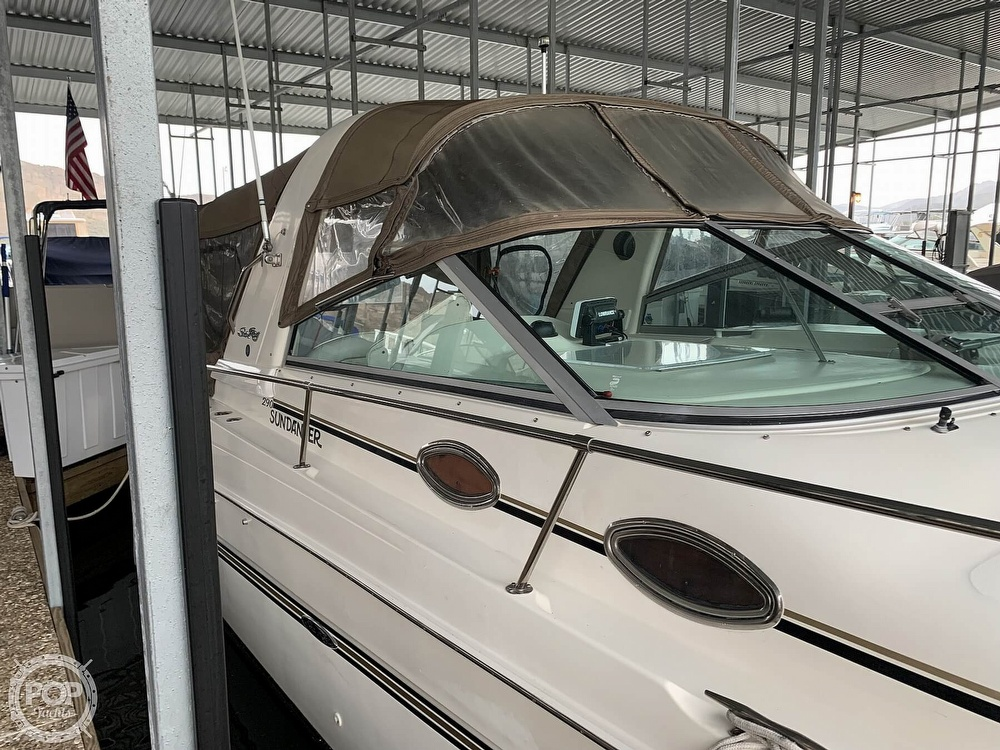 1997 Sea Ray boat for sale, model of the boat is 290 Sundancer & Image # 3 of 40