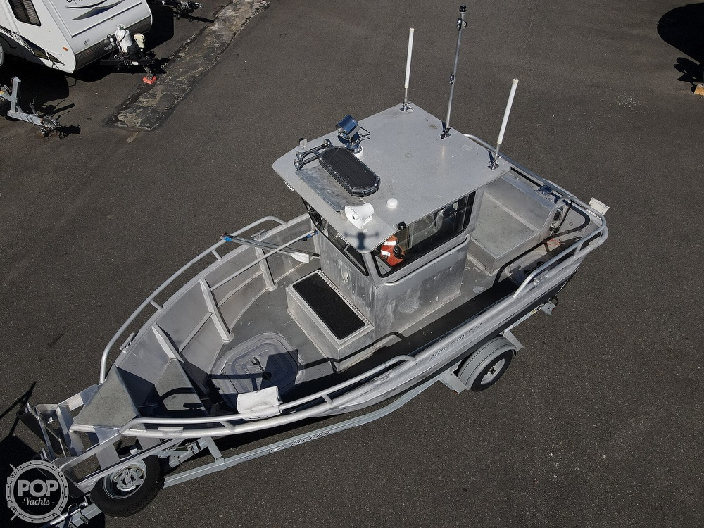 1993 Munson boat for sale, model of the boat is 19 Chinook Wheelhouse & Image # 2 of 40