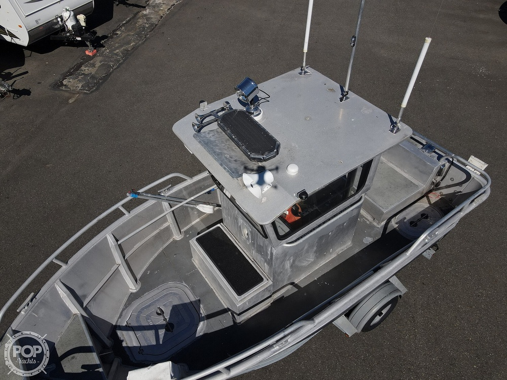 1993 Munson boat for sale, model of the boat is 19 Chinook Wheelhouse & Image # 3 of 40