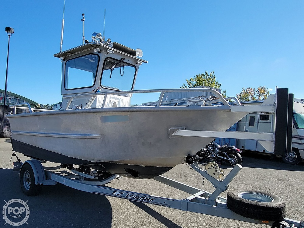 1993 Munson boat for sale, model of the boat is 19 Chinook Wheelhouse & Image # 6 of 40