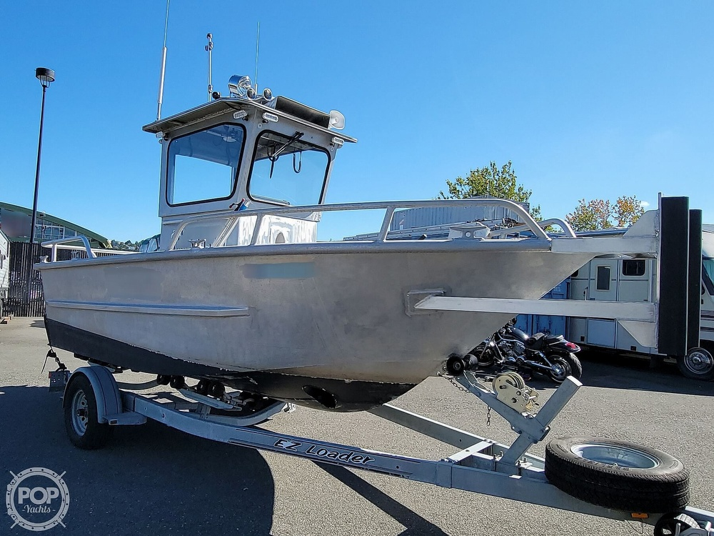 1993 Munson boat for sale, model of the boat is 19 Chinook Wheelhouse & Image # 7 of 40