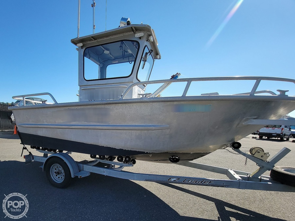1993 Munson boat for sale, model of the boat is 19 Chinook Wheelhouse & Image # 8 of 40