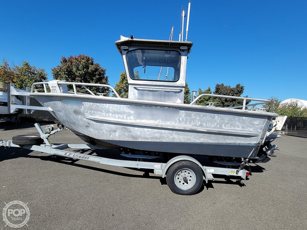 1993 Munson boat for sale, model of the boat is 19 Chinook Wheelhouse & Image # 13 of 40