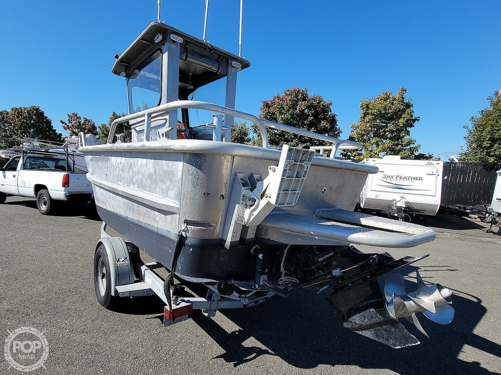 1993 Munson boat for sale, model of the boat is 19 Chinook Wheelhouse & Image # 14 of 40