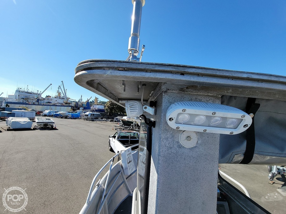 1993 Munson boat for sale, model of the boat is 19 Chinook Wheelhouse & Image # 31 of 40