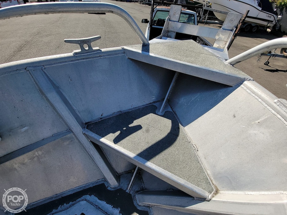 1993 Munson boat for sale, model of the boat is 19 Chinook Wheelhouse & Image # 39 of 40