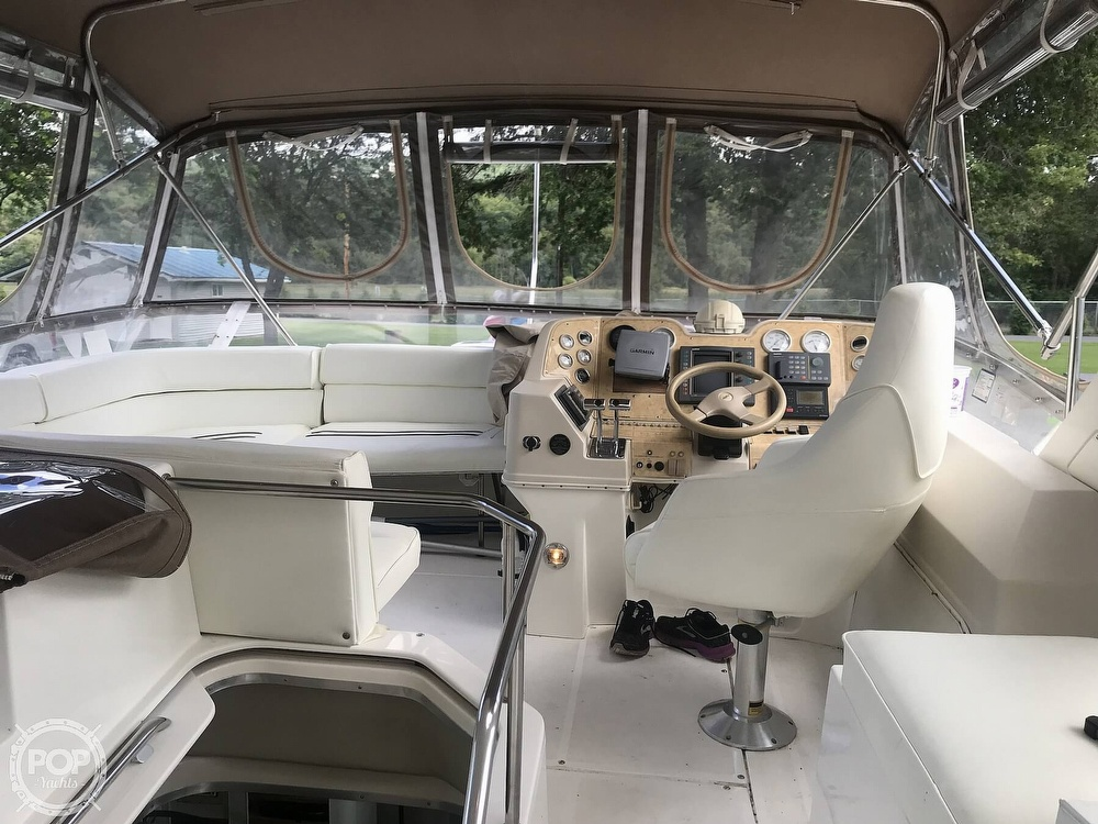 1997 Cruisers Yachts boat for sale, model of the boat is 3950 Aft Cabin & Image # 40 of 40