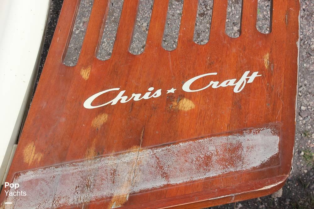 1971 Chris Craft boat for sale, model of the boat is 38 Commander Sedan & Image # 24 of 41