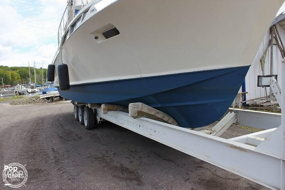 1971 Chris Craft boat for sale, model of the boat is 38 Commander Sedan & Image # 14 of 41
