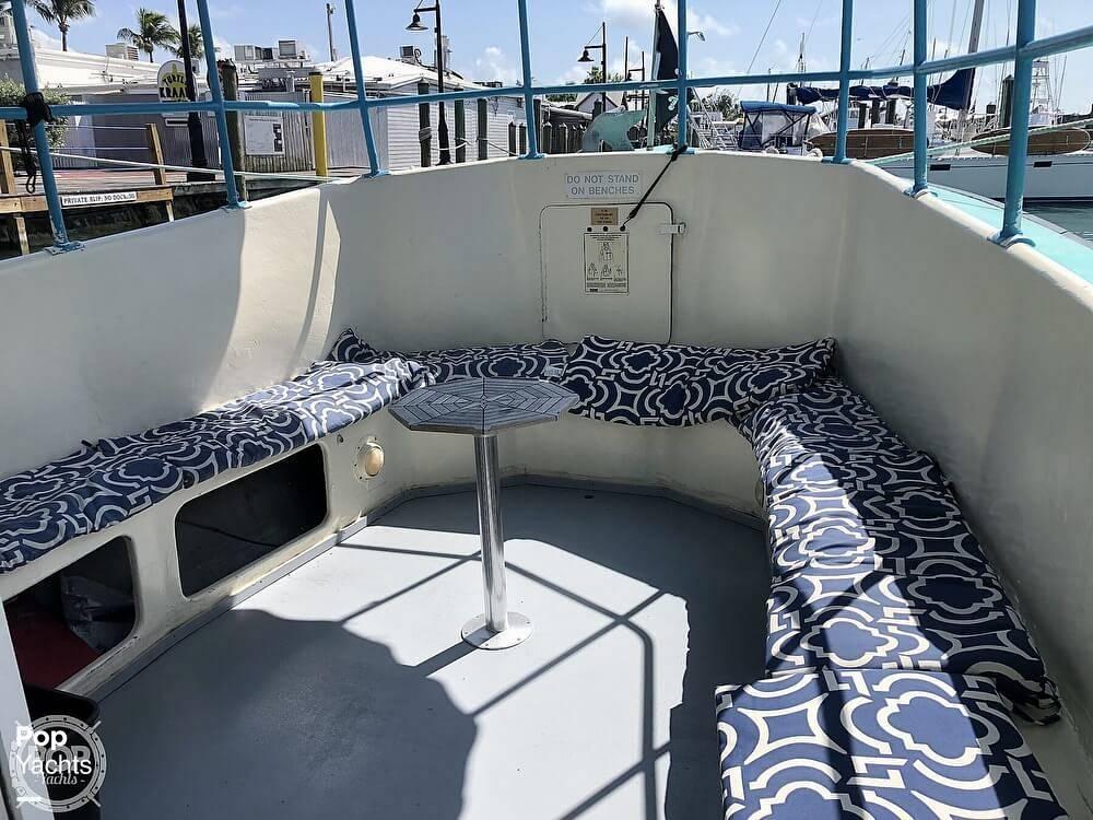 1980 Willard boat for sale, model of the boat is Custom Passenger & Image # 3 of 24