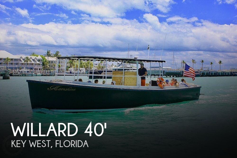 1980 Willard boat for sale, model of the boat is Custom Passenger & Image # 1 of 24