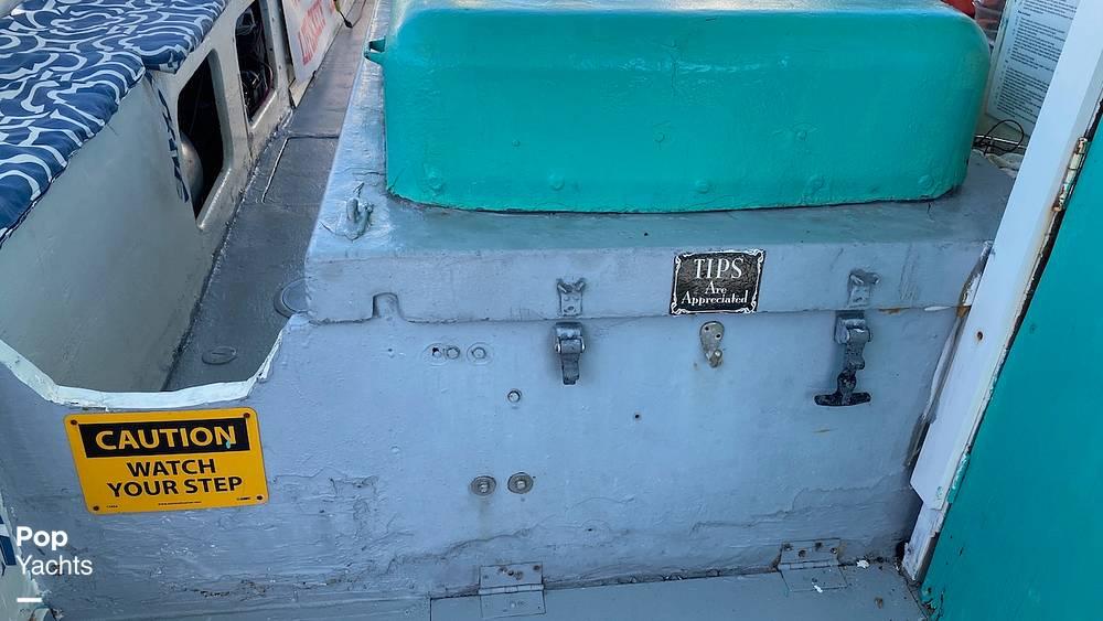 1980 Willard boat for sale, model of the boat is Custom Passenger & Image # 16 of 24