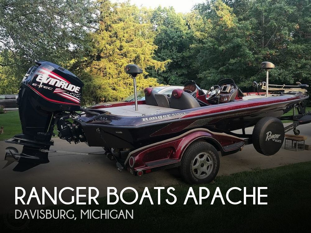 Used Ranger Boats For Sale in Michigan by owner | 2007 19 foot Ranger Boats Apache