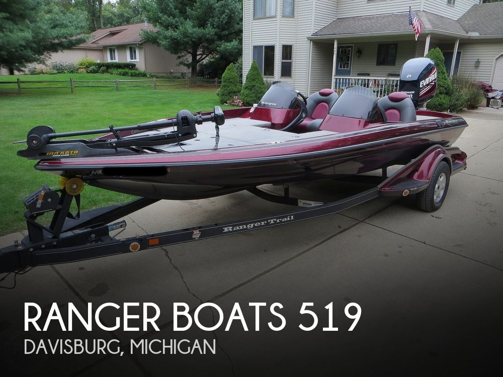 2007 Ranger Boats boat for sale, model of the boat is Apache 519 VX & Image # 1 of 40