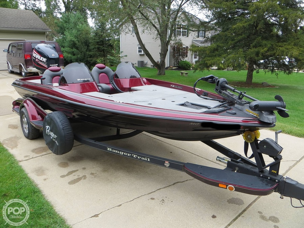 2007 Ranger Boats boat for sale, model of the boat is Apache 519 VX & Image # 2 of 40