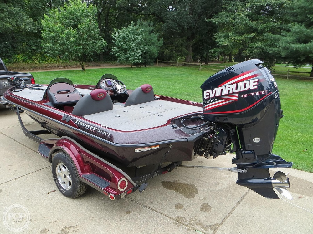 2007 Ranger Boats boat for sale, model of the boat is Apache 519 VX & Image # 3 of 40