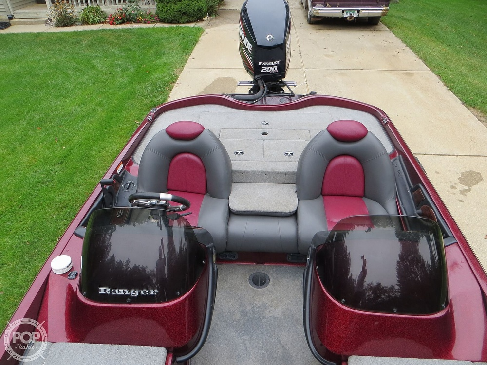 2007 Ranger Boats boat for sale, model of the boat is Apache 519 VX & Image # 4 of 40