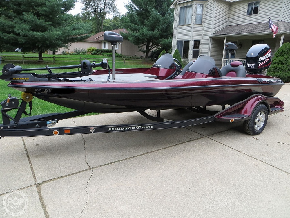 2007 Ranger Boats boat for sale, model of the boat is Apache 519 VX & Image # 10 of 40