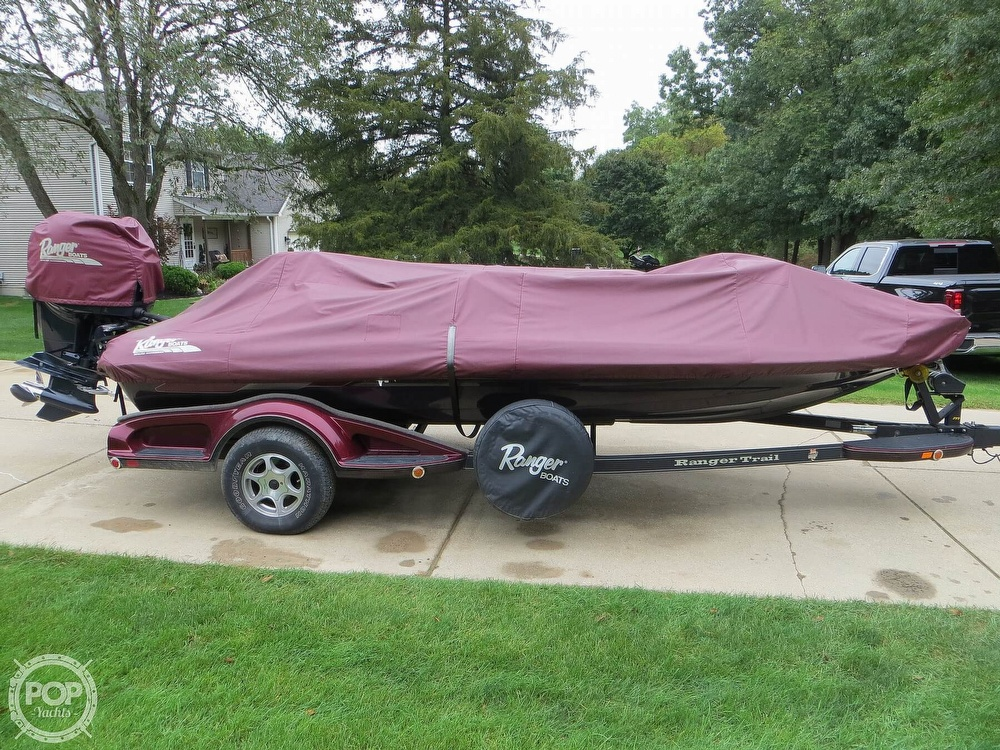 2007 Ranger Boats boat for sale, model of the boat is Apache 519 VX & Image # 11 of 40