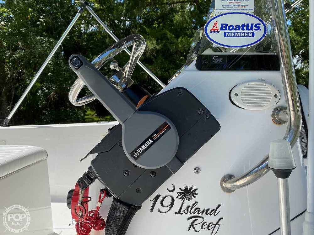 2016 Sportsman Boats boat for sale, model of the boat is 19 Island Reef & Image # 21 of 40