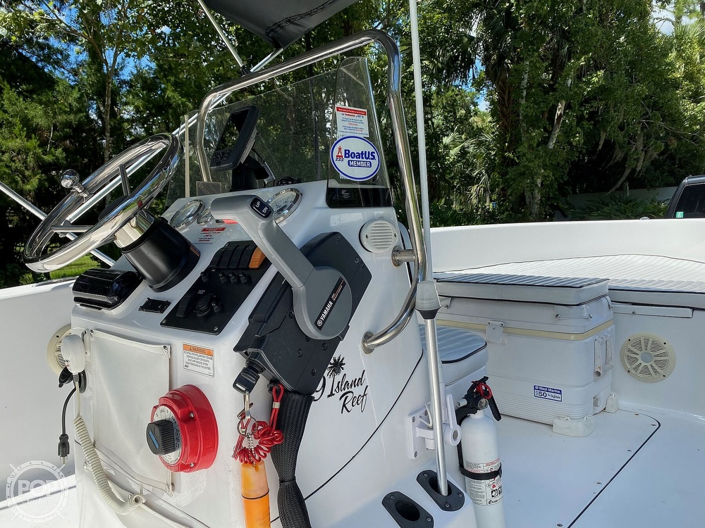 2016 Sportsman Boats boat for sale, model of the boat is 19 Island Reef & Image # 22 of 40