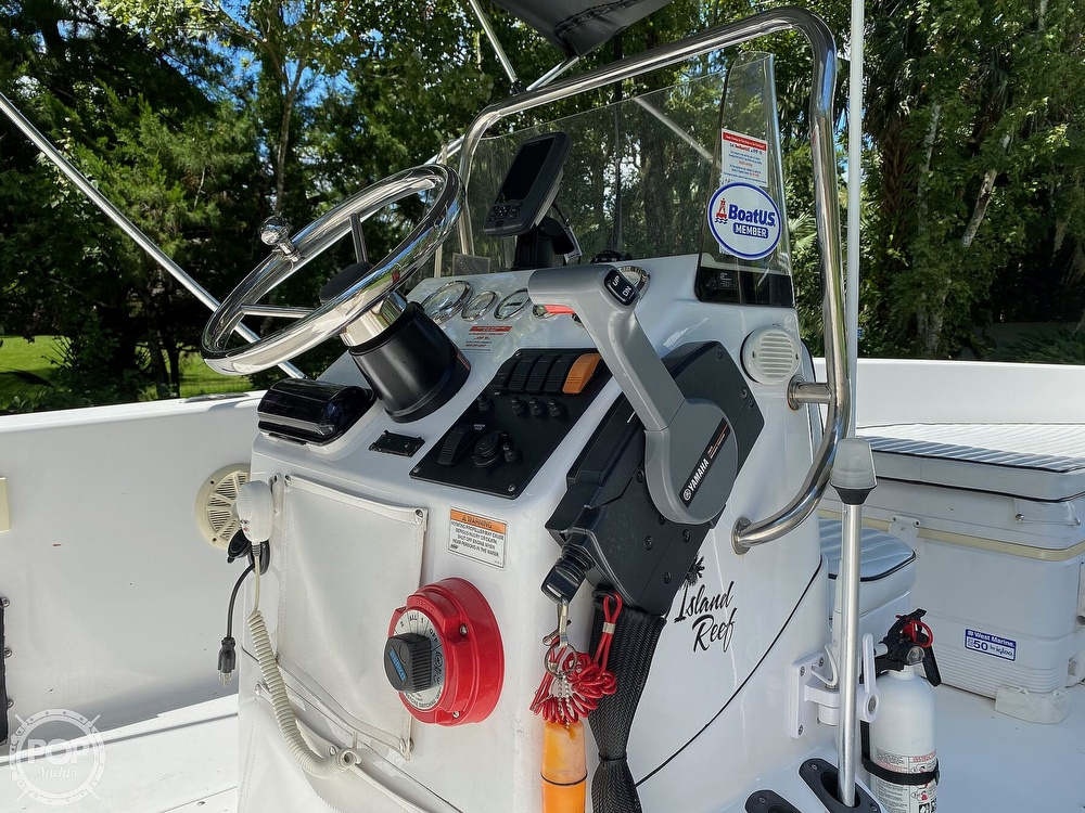 2016 Sportsman Boats boat for sale, model of the boat is 19 Island Reef & Image # 3 of 40