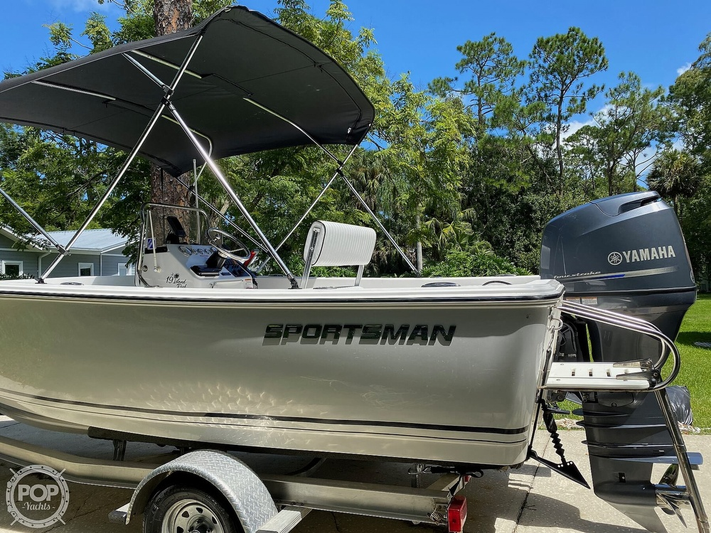 2016 Sportsman Boats boat for sale, model of the boat is 19 Island Reef & Image # 28 of 40