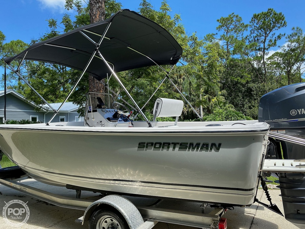 2016 Sportsman Boats boat for sale, model of the boat is 19 Island Reef & Image # 29 of 40